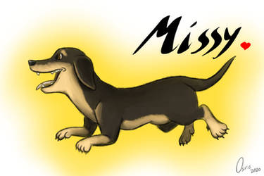 My Dear Missy