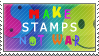 Make Stamps, Not War by poghril