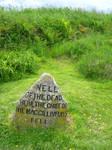 Culloden Gravemarker I
