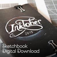 Inktober 2015 Sketchbook by adrawer4ever