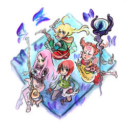 Final Fantasy // Tactics Advance by adrawer4ever