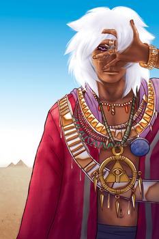 Yugioh // Thief King Bakura