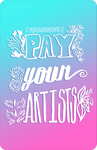 Pay Your Artists
