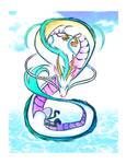 Spirited Away // River Spirit