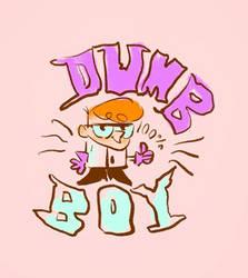Dexter's Lab // DUMB BOY