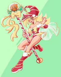 YGO // Merry Magician Girl