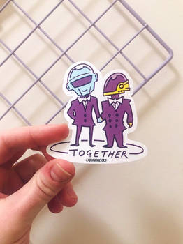 DAFT PUNK | TOGETHER