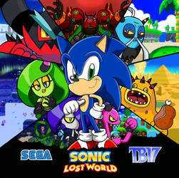 Sonic Lost World: Without Boundaries by BlueTyphoon17