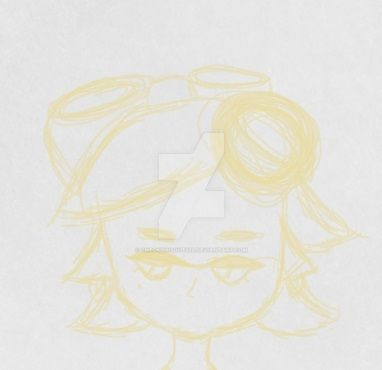 Marie Sketch by checkthisout229
