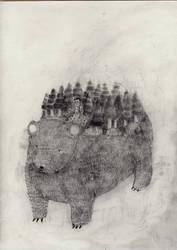 bear virtual tutu by muymuy