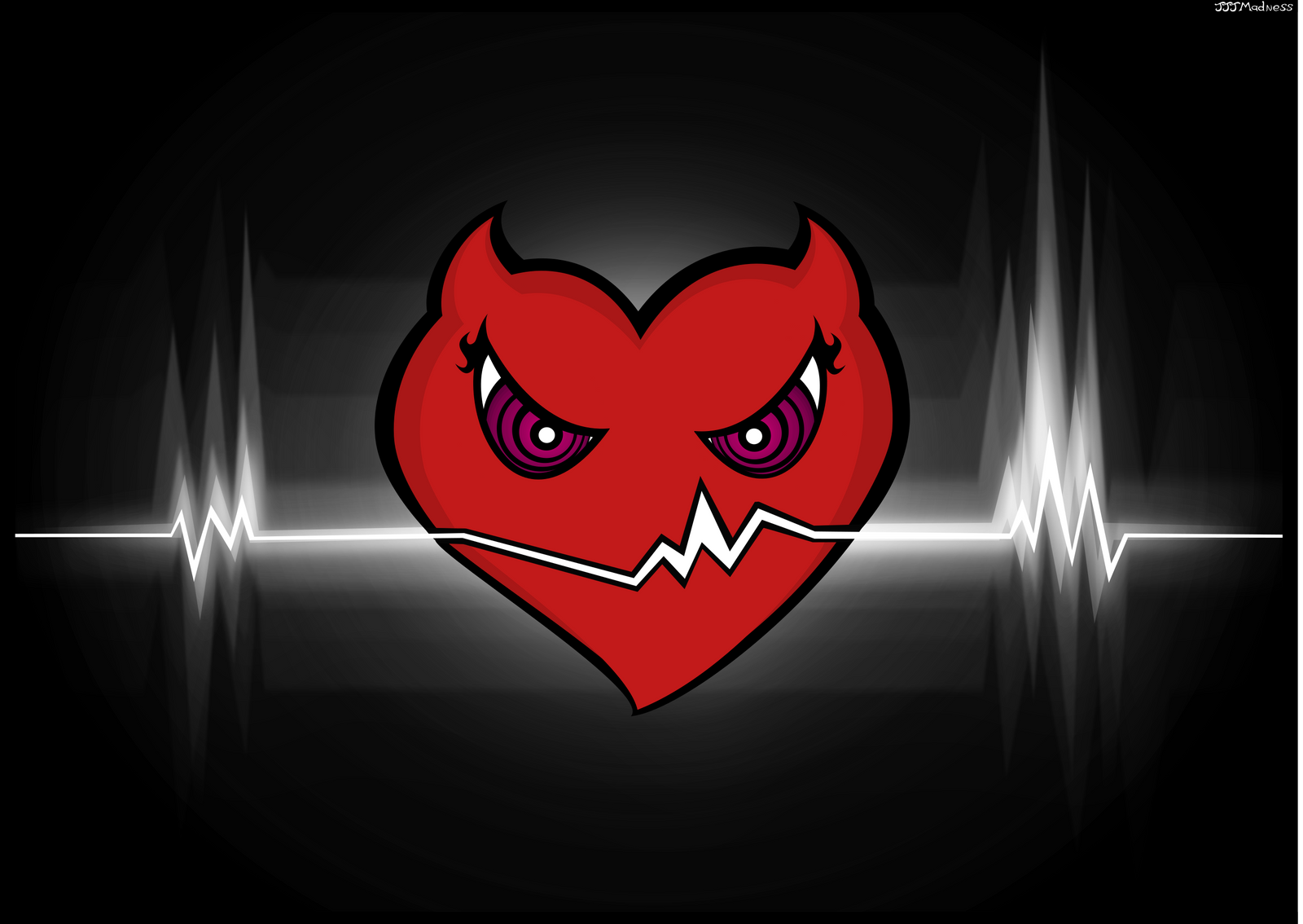 Hear My Beating Heart! by JJJMadness