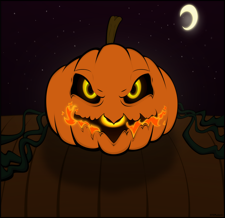 Halloween is coming by JJJMadness on DeviantArt
