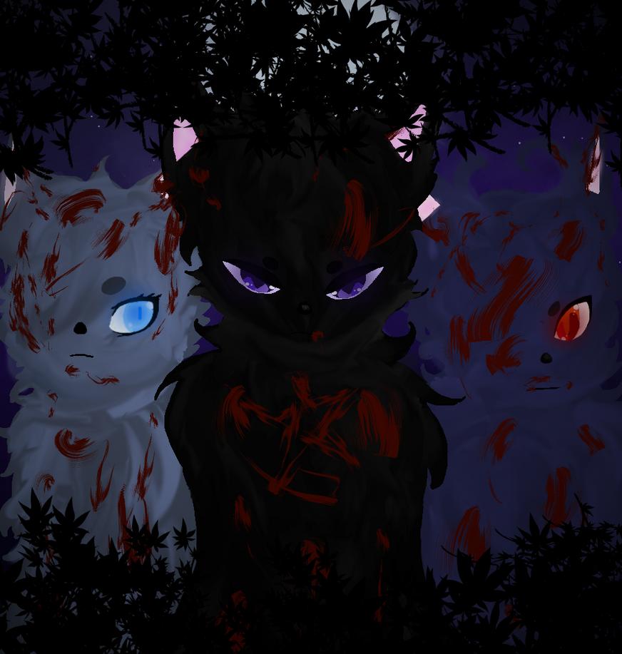 Dem Catz by Kichijoten