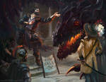Dracolich [+ drawing GIF]