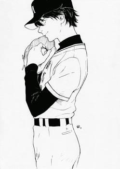 Inktober: Haruna