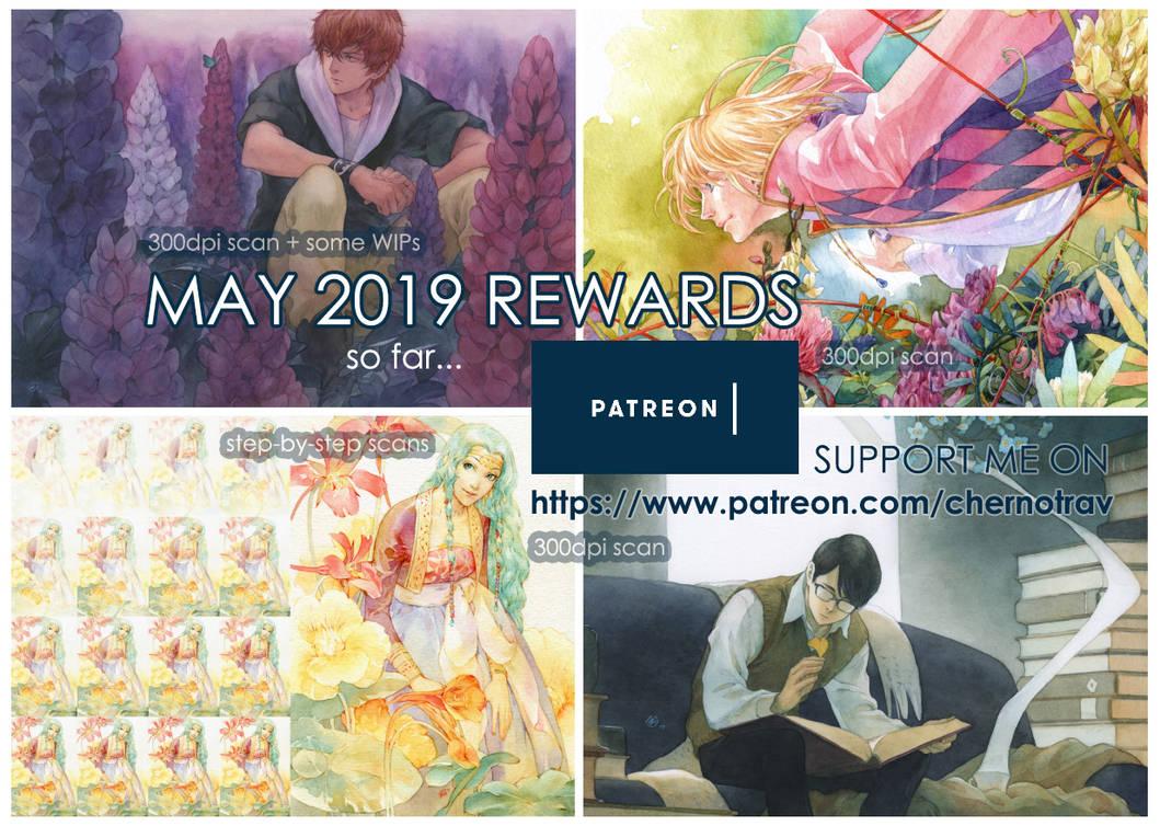 MAY 2019 rewards [so far...] by chernotrav