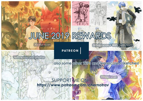JUNE 2019 rewards