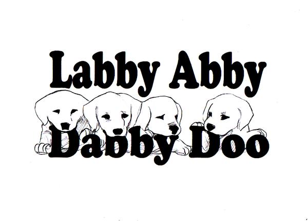 Labby Abby Dabby Doo By TitanicGal1912