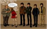 Beatles meet Veruca