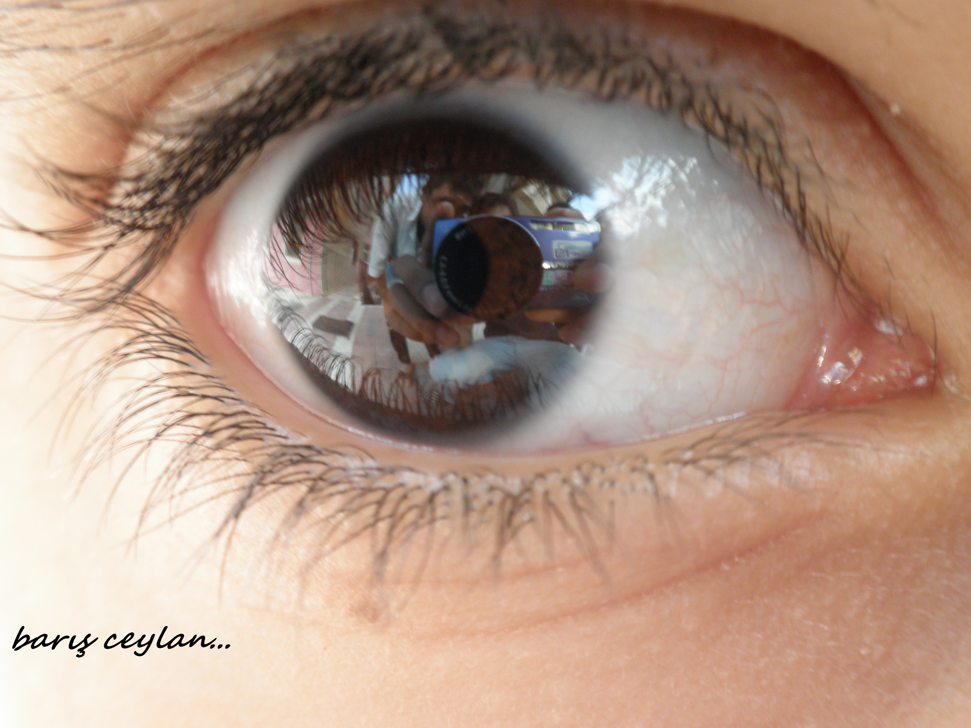 eye reflection images reverse search