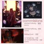 commissions! [updated prices]