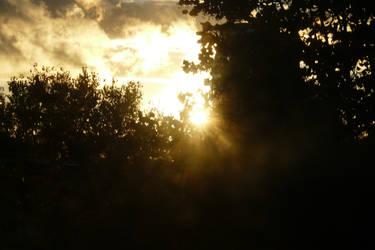 Autumn Sunset - Experiment 3