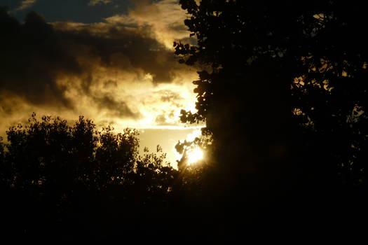 Autumn Sunset - Experiment 5