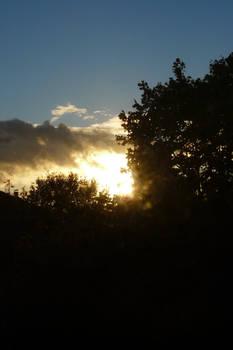Autumn Sunset - Experiment 6