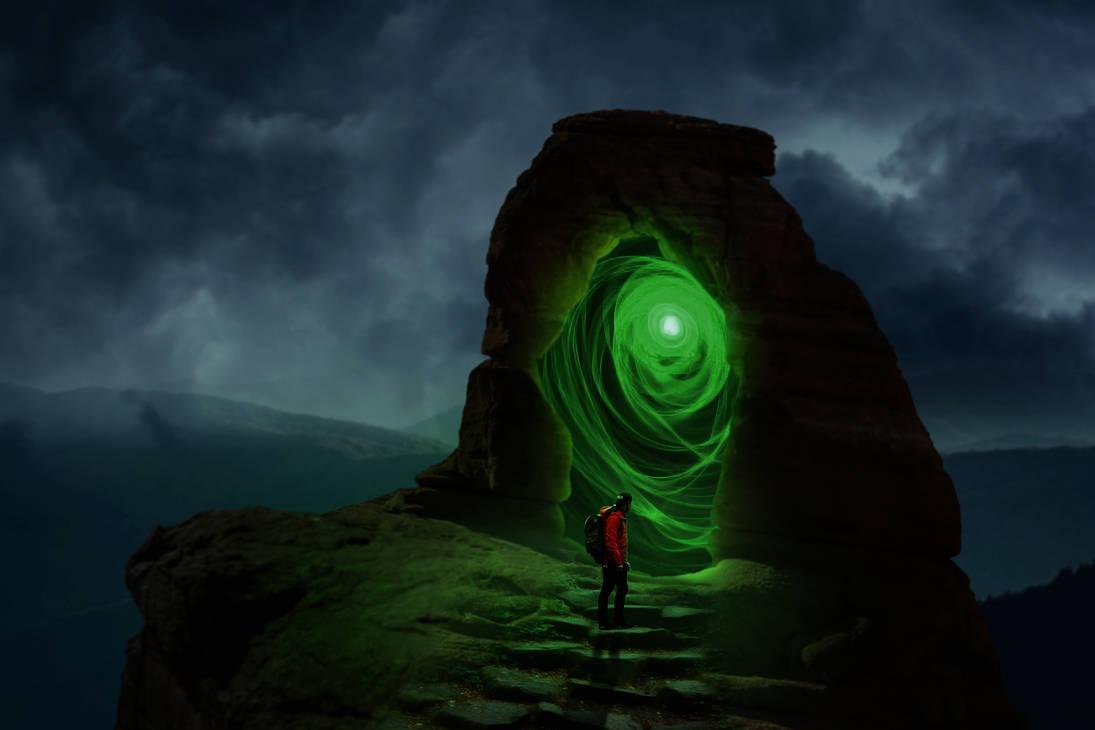 The Portal - Photomanipulation