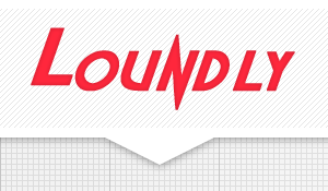 Loundly Logo by loundly