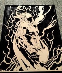 The Mighty Thor by PhoenixHBA