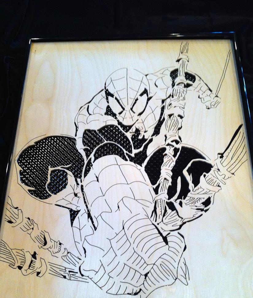 Amazing Spiderman. by PhoenixHBA