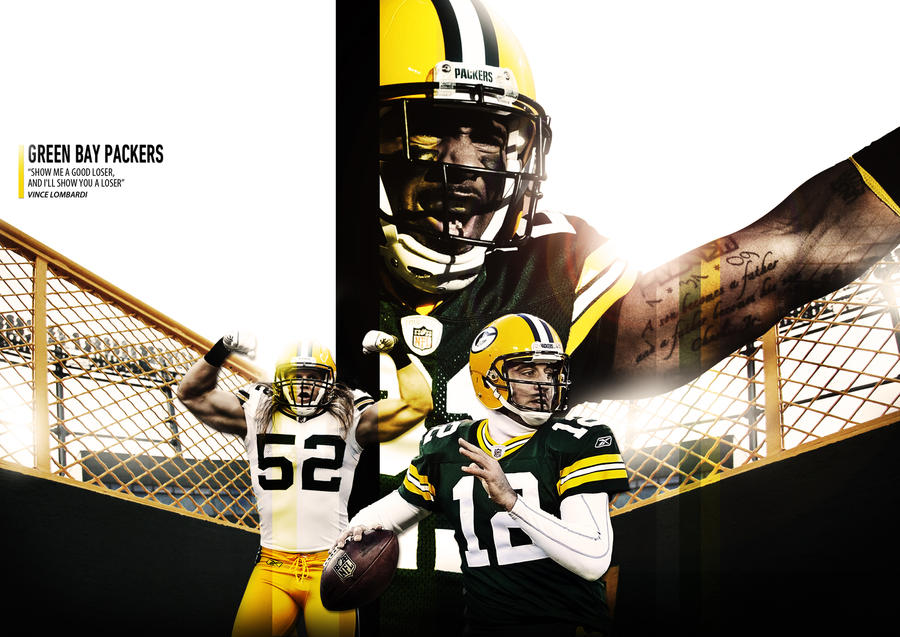 Green Bay Packers Wallpaper by Bredesen