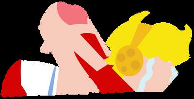 Briefers Rock - Panty's Colours by DuskHelena