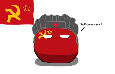 Soviet Tank Commander by UniversalDorito
