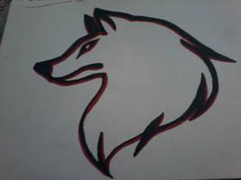 wolf tatto concept