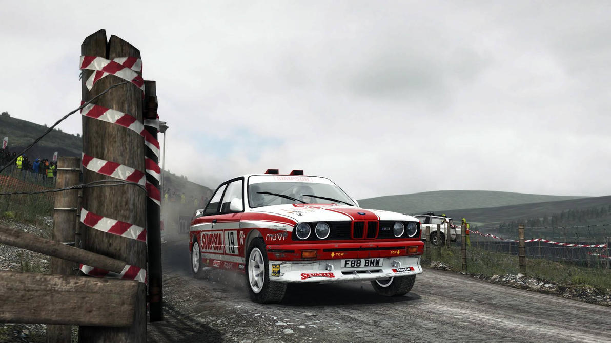 ordinary bmw dirt #2: DiRT Rally - BMW M3 - Walles by MaxouLepilote ...