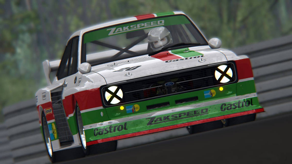 Assetto Corsa - Ford Capri DRM by MaxouLepilote on DeviantArt