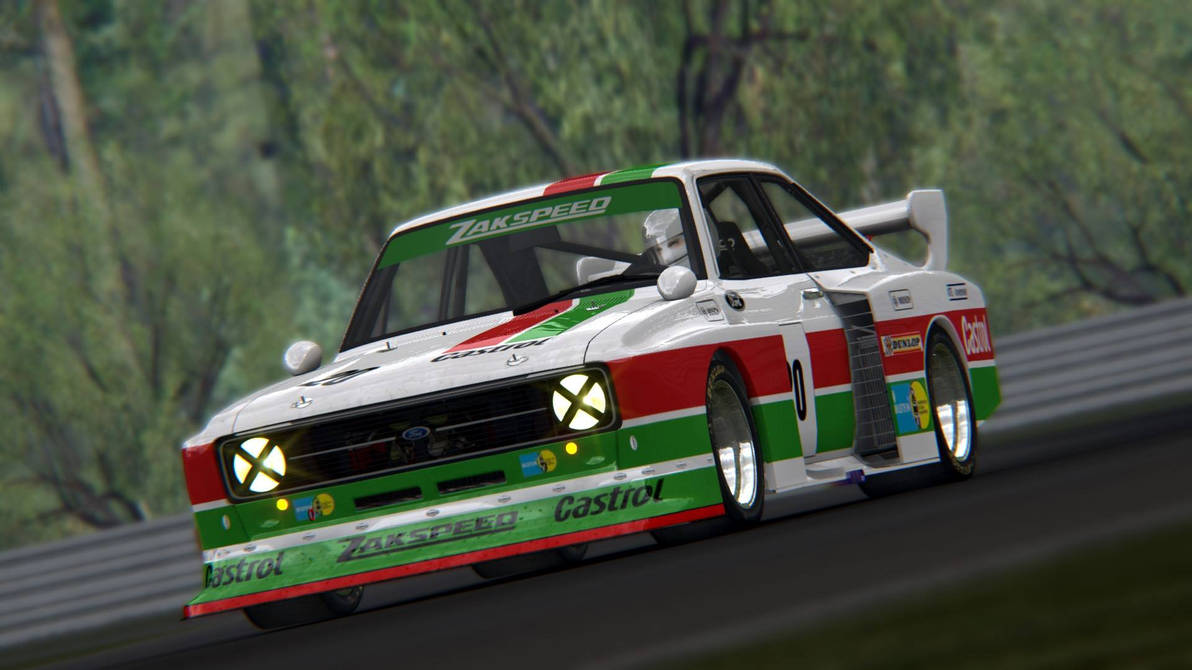 Assetto Corsa - Ford Capri DRM 2 by MaxouLepilote on DeviantArt