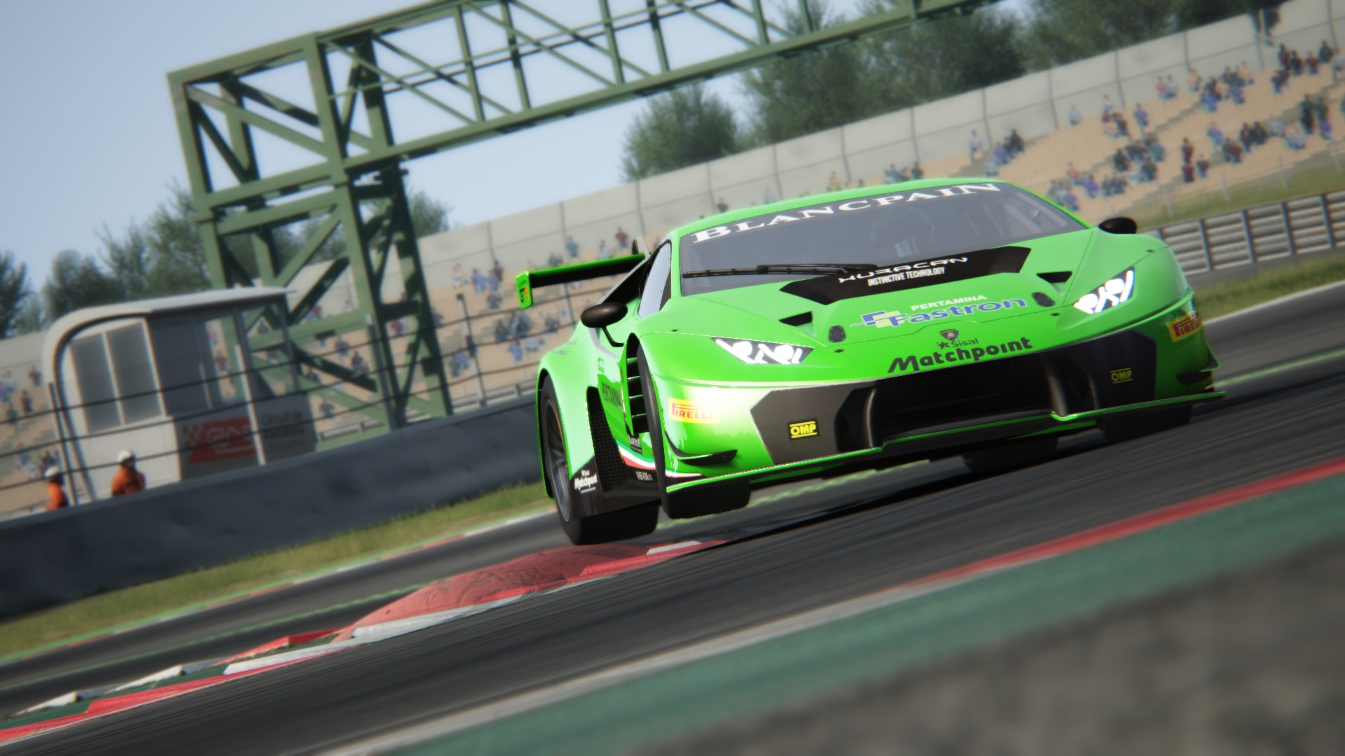 assetto corsa lamborghini huracan gt3 by maxoulepilote. Black Bedroom Furniture Sets. Home Design Ideas