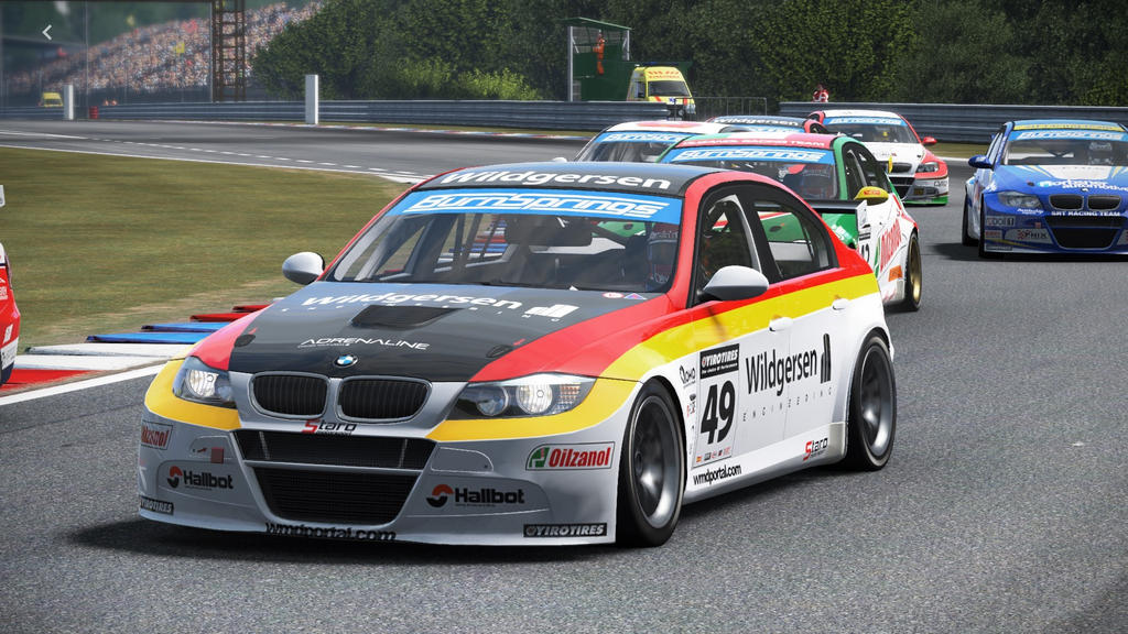 Project CARS - Old vs New - 2011 BMW 320 TC by MaxouLepilote on ...
