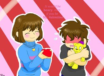 *A Beary Valentine* by FallenAngel5414