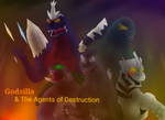 PC: Godzilla and the Agents of Destruction