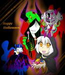 Little Halloween Fun by FallenAngel5414