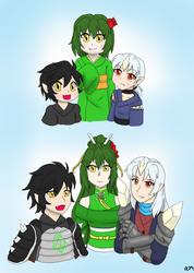 The King's children by FallenAngel5414