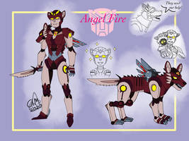 Transformers Sona: Angel Fire