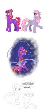 MLP Headcanon Twinkle Twirl