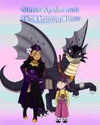 Nurse Ayako and The Grumpy Elias cover art