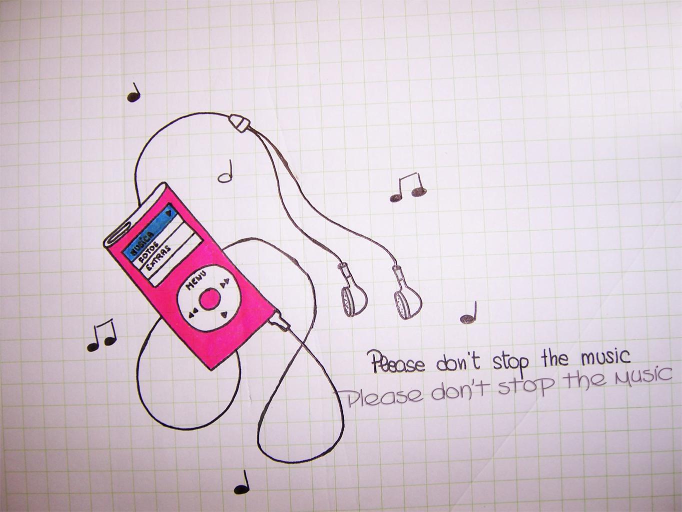 Pink Ipod Nano by AlwaysThreeDaysGrace on DeviantArt