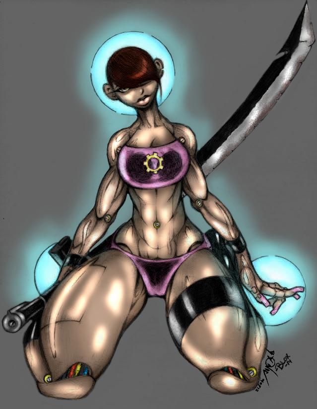 Bionic by Don-Blox
